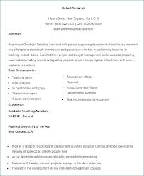 Instructional Assistant Resume Educational Assistant Resume The