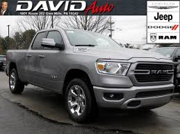 New 2019 RAM All-New 1500 Big Horn/Lone Star Quad Cab in Glen Mills ...