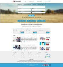 Web Design Articles 2015 Elegant Playful Architecture Web Design For Quero By