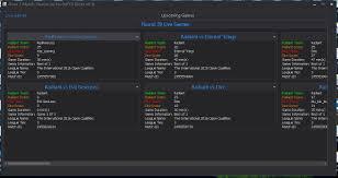 dota 2 live match viewer programmed in c