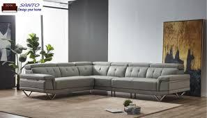 china leather sofa fabric and leather