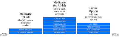 Medicare Low Income Subsidy Chart 2020 Where 2020 Democratic Candidates Stand On Health Care