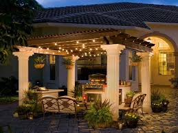 outdoor patio lighting ideas pictures. Patio Lighting Ideas Outdoor \u2014 The New Way Home Decor : To Light Up Pictures