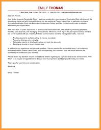 Sample Accounts Receivable Clerk Cover Letter Accounts Receivable Clerk Cover Letter Sample Assistant