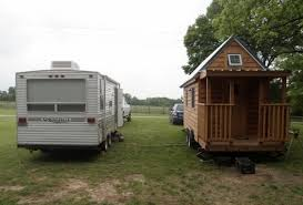Small Picture Tiny Houses are Gaining Acceptance by RV Parks Tiny House Community