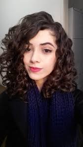 تسريحة الشعر المجعد المرسال