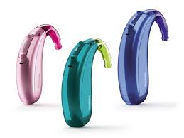 Hearing Aid Styles And Technology Phonak