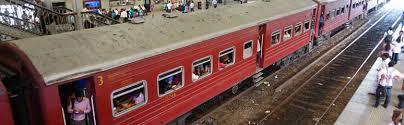 clic train at colombo fort a clic sri lankan