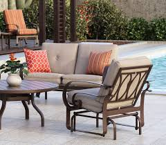 homecrest patio furniture cushions. featuring homecrest luxe cushions, emory offers tremendous comfort and value in well-proportioned pieces that offer seating options for any space. patio furniture cushions e
