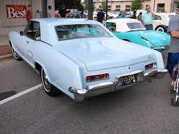 The Great 28, Car #2–1963-65 Buick Riviera: The Buick I Can't Buy
