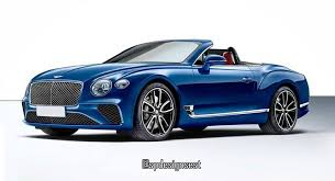 2018 bentley continental supersports. perfect 2018 2018 bentley continental gt convertible rendering  for bentley continental supersports h