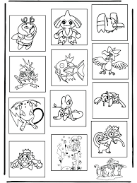 Coloring Pages For Pokemon Studens Info
