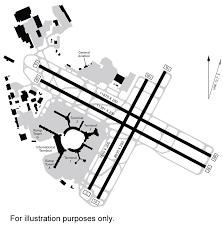 Sfo Runway Chart San Francisco International Airport
