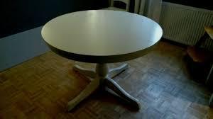 Ikea Tischplatte Weis Rund Tisch 617235 Esstisch Kerwinso Com Of