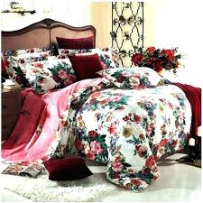 100 cotton comforter sets queen size charter club sheets harbour house bedding harbor colorful vintage retro