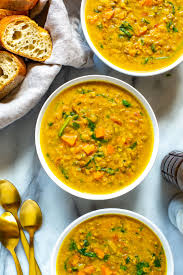 The coconut milk makes the soup creamy and the diced tomatoes give it a bright orange color, however, they're completely optional. The Best Instant Pot Lentil Soup Eating Instantly