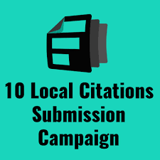 10 Local Citations Submission Campaign