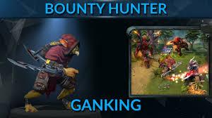 bounty hunter ganking strategy and tips bounty hunter hero guide