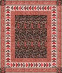 Blossoms Aplenty Quilt | Riley blake, Quilt top and Fabrics & Moda French General Josephine Quilt Kit Brown 73