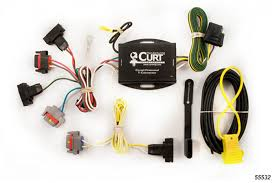 curt mfg 55532 2000 2010 chrysler pt cruiser trailer wiring chrysler pt cruiser trailer wiring kit 2000 2010 by curt mfg 55532