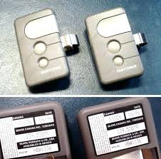 how to program liftmaster car without remote gm universal home