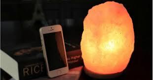 Himalayan Salt Lamp Home Depot