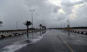 توقعات طقس السبت.. أمطار رعدية وسيول وزخات برد على عدة مناطق | صحيفة تواصل  الالكترونية