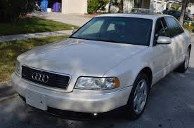 2001 Audi A8 L Quattro Awd Loaded Clean And Serviced No Rust Bid ...