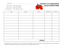 032 Fundraiser Order Form Template Word Elegant Best S Of
