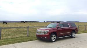 The 2016 Chevy Suburban Is Still King of the Giant SUVs - The Drive