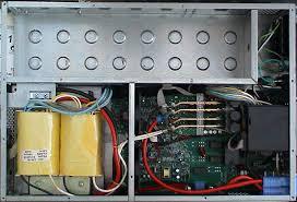 apc smart ups internals of a rack mountable smart ups 2200xl