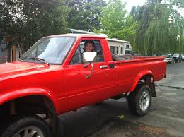 Toyota Pickup Questions - My 1985 4Runner 4WD jammed up last time ...