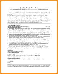 Freelance Writer Resume Objective Freelance Writing Resume Samples Resume For Study 33