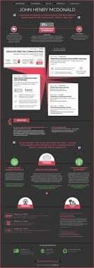 Free Infographic Resume Templates 100 Infographic Resume Templates Free Sample Example Format 34