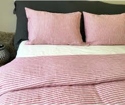 red and white striped duvet cover ticking stripe duvet cover black ticking stripe duvet cover ticking