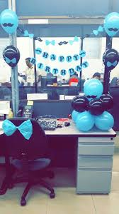 how to decorate office desk. birthday mustach office decorationscubicle decorationscube decoroffice how to decorate desk