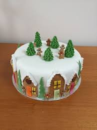 Check the crum again and go to bed. Pin By Susie Shirley On Christmas Cakes Christmas Cake Designs Christmas Baking Christmas Cake Decorations