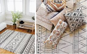 trend aztec print rug 32 in dining room inspiration with aztec print rug