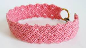 Macrame Bracelet Patterns Magnificent Seaside Plaited Macrame Bracelet Tutorial Download How Did You