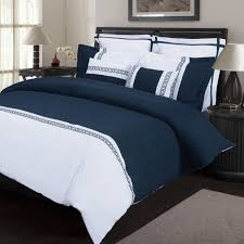 simple luxury emma 7 piece duvet cover set reviews wayfair