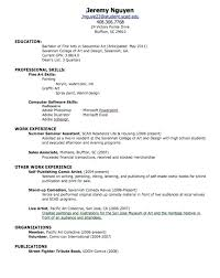 how to make a resume step by step how to make a resume for free step