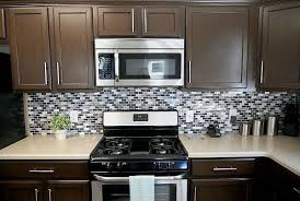 painted brown kitchen cabinets before and after. Beautiful Brown Painting Kitchen Cabinets Brown  Excellent Chocolate Painted  Inside Before And After A