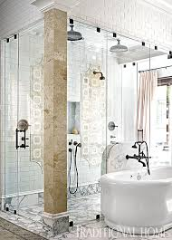 MindBlowing MasterBath Showers Traditional Home Fascinating Beautiful Master Bathrooms Exterior
