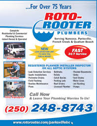 roto rooter sewer drain cleaning service parksville bc  ads roto rooter sewer drain cleaning service