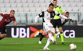 Juventus-Milan 0-0, bianconeri in finale. Errore dal dischetto per Ronaldo.  FOTO