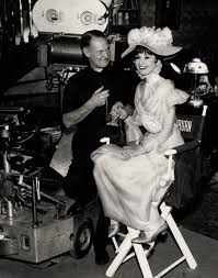my fair lady puts everyone in a good mood the tartan audrey hepburn pictured here cinematographer harry stradling is largely credited bringing my
