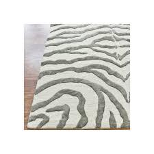 nuloom earth safari zebra grey area rug reviews wayfair grey zebra rug