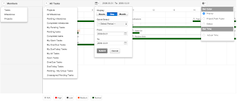 Project Milestones Chart Gantt Chart Project Management Guide