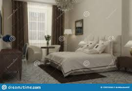 Masters In Accessory Design Blur Interior Design Classic Bedroom With Master Bed And