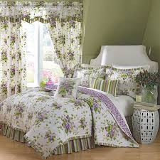 waverly sweet violets bedding collection